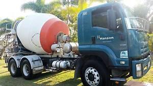 Concrete truck and business Innes Park Bundaberg City Preview