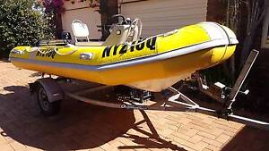 THE SAFEST BOAT A FISHERMAN COULD WANT Minyama Maroochydore Area Preview
