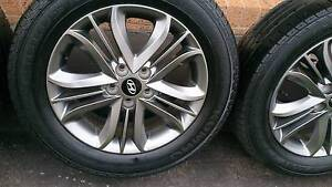 "17"" Rims and Tyres 225/60R17 Dandenong South Greater Dandenong Preview"
