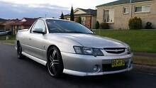 Holden VY series II ute 5.7 V8 Cameron Park Lake Macquarie Area Preview