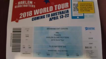 2018 World Tour Harlem Globetrotters tickets