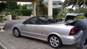 Holden astra 2004 convertable Melbourne CBD Melbourne City Preview