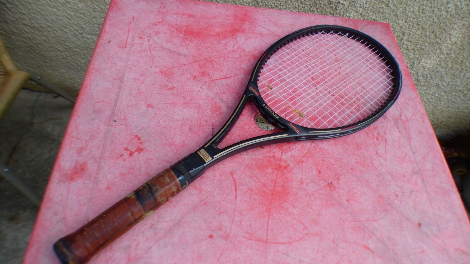 tennis racket Head Pro Mid More Special Edition
