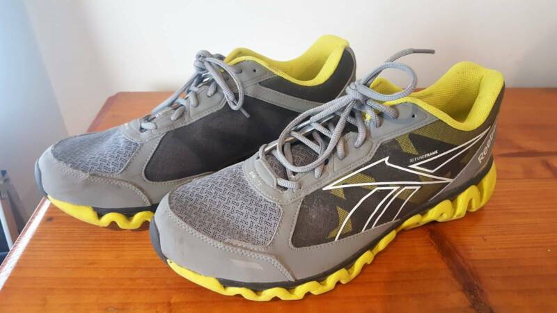 76b33d2a9274 Reebok ZigLite Mens shoes Size 13 or 47 Euro