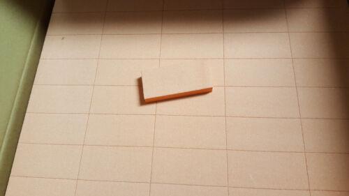 500 Pc Slim Nail BUFFERS Disposable Orange White 2-Way Buffing Blocks 80/100 Gr
