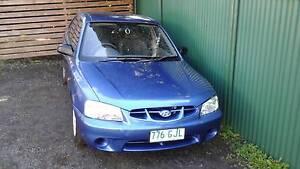 2001 Hyundai Accent Sedan Ipswich Ipswich City Preview
