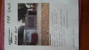 caravan with annex Whyalla Norrie Whyalla Area Preview