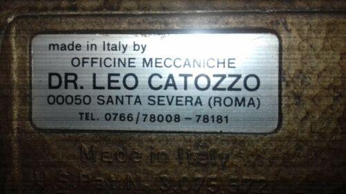 CIRO-GUILLOTINE Dr. Leo Catozzo Super 8MM Tape Splicer