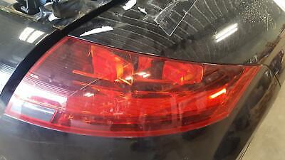 AUDI AUDI TT R Taillight red housing color (opt 8SD), R. 08 09 10 11 12 13 14