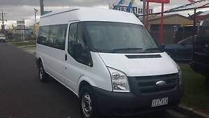 2007 Ford Transit Mid roof LWB Van Traralgon East Latrobe Valley Preview