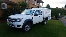 Ford ranger coffee truck as new! Bossley Park Fairfield Area Preview