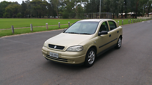 2005 Holden Astra, 112km, Twin Airbags,  Drives Great Paralowie Salisbury Area Preview