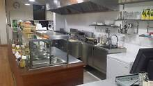 Cafe / Sandwich Bar with 3 Bedroom Neat and Clean Residence Prahran Stonnington Area Preview