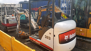 You Drive mini excavator digger hire Landsdale Wanneroo Area Preview