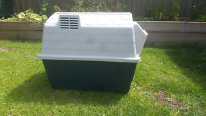 Large dog Kennel Greenwith Tea Tree Gully Area Preview