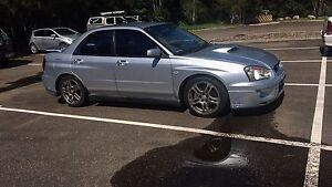 2004 Subaru Impreza Sedan Batemans Bay Eurobodalla Area Preview