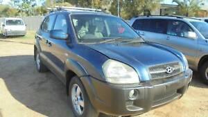 2005 model Hyundai Tucson wagon - AWD - excellent condition. Kensington Bundaberg Surrounds Preview