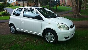 2004 Toyota Echo 3 door hatchback Lemon Tree Passage Port Stephens Area Preview