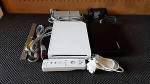 Wii 16GB CONSOLE PACK w/500GB USB HDD Salisbury North Salisbury Area Preview