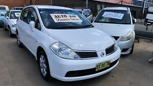 2009 Nissan Tiida ST Hatch ! Serviced & Inspected ! Like New !  Granville Parramatta Area Preview