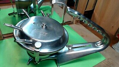 Vintage- Babson Bros. Surge- Breaker Cup- Milking Machine B063219-stainless