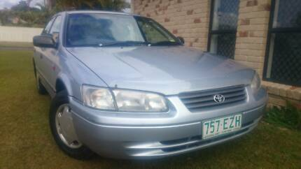 9 MONTHS REGO AND RWC 1999 Toyota Camry Sedan Warner Pine Rivers Area Preview
