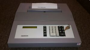 Hedman Co. HE-1500 - Electronic Twelve Digit Programmable Check Writer