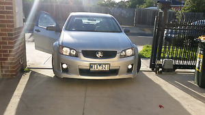 2008 holden sv6 Broadmeadows Hume Area Preview