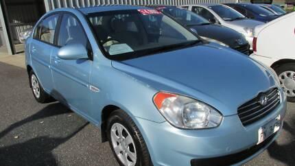2006 Hyundai Accent Sedan Kings Meadows Launceston Area Preview
