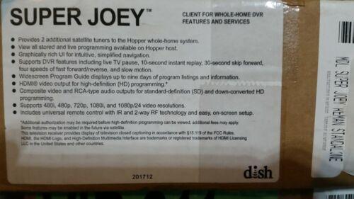 Super Joey Dish Network Receiver