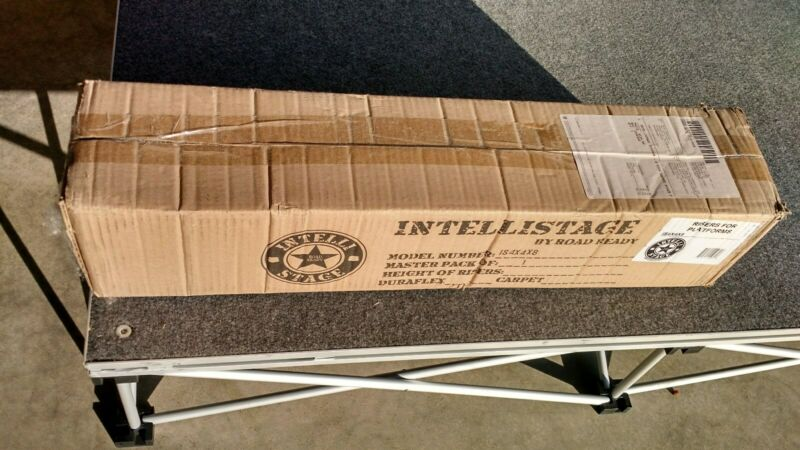 "Intellistage IS4X4X8 - 8"" High Square Riser For 4"