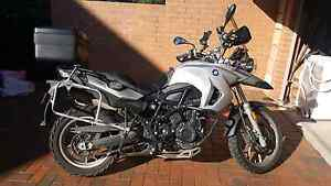 BMW F650GS (800cc) motorcycle - 2011 model 24,000kms Heidelberg Banyule Area Preview