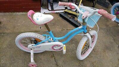 "Royal Baby Star 16"" Girls Bike"