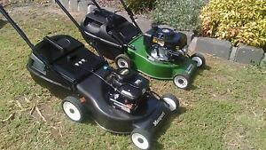 $200 EACH 2x 4 stroke mowers with catcher and warranty Sunbury Hume Area Preview