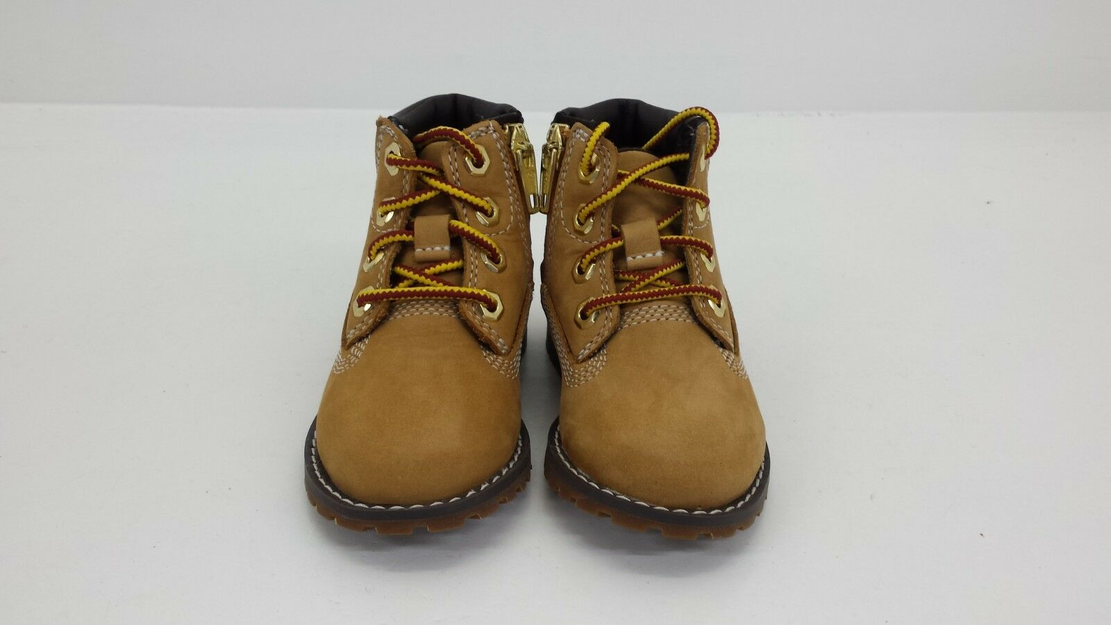 "TIMBERLAND TODDLER 6"" POKEY PINE BOOTS TB0A125Q WHEAT -  BRAND NEW IN BOX!! 1"