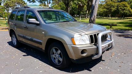 2006 Jeep Grand Cherokee Wagon
