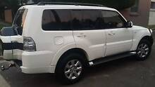 FOR HIRE: 2015 Pajero with Private Driver Sydney City Inner Sydney Preview