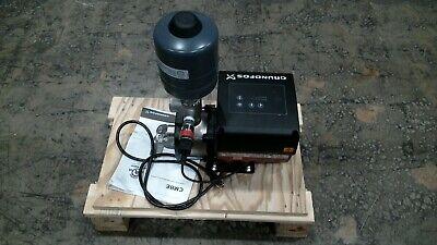 Grundfos Cmbe 1-44 120-volt 1hp Booster Pump