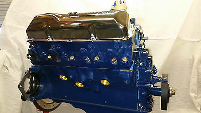 390 GT 1967 FE Ford Crate High Perf street balanced S code engine Mustang Cougar