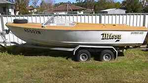 Wts brooker v170 project boat South Maitland Maitland Area Preview