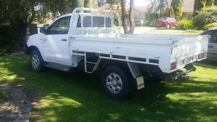 2008 Toyota Hilux Quick Sale!! Athelstone Campbelltown Area Preview