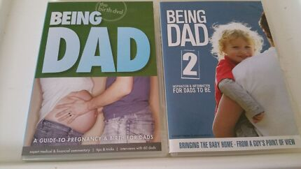 Being Dad and Being Dad 2 on Dvd Wembley Cambridge Area Preview