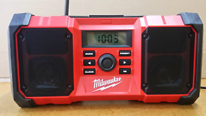 Milwaukee jobsite radio Bendigo Bendigo City Preview