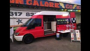 2005 Ford transit food van all in working order Keilor Downs Brimbank Area Preview
