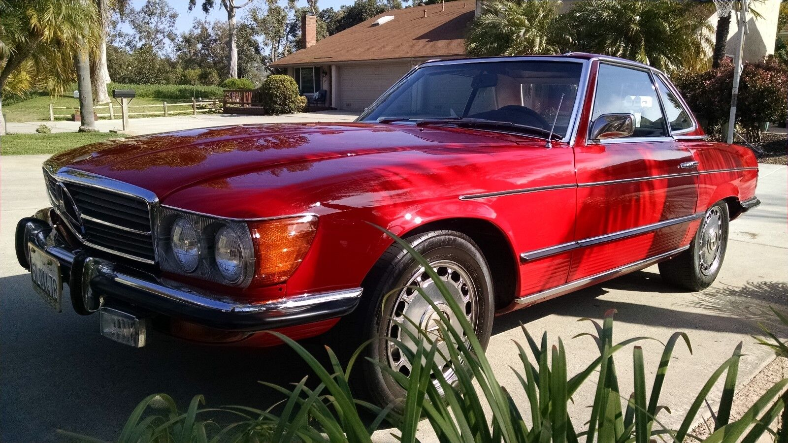 Image 17 of 1973 Mercedes-Benz 400-Series…