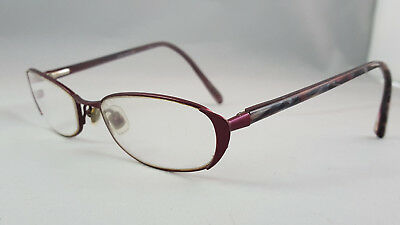 JONES NEW YORK JNY PURPLE Designer Eyeglass Frames 53 [] 17 135 MM