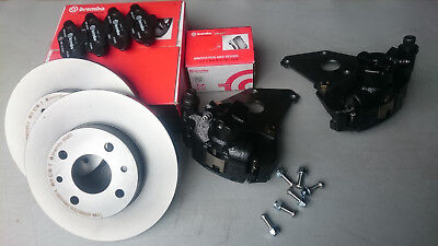 Fiat 126 Front Brake Disc Conversion Kit BREMBO 4x98 PCD for sale  Shipping to South Africa