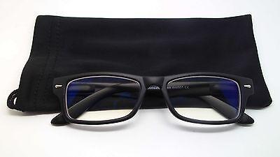 Black 2020 Designer ComSafe Vision anti glare / Blue Light Computer Glasses