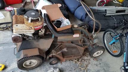 Rover Rancher Vintage Ride On Mower