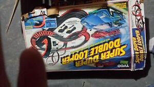 Antique TACO RACETRACK. $80 Firm. Price tag 100 still on it.